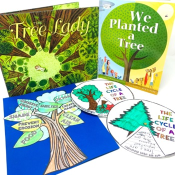 Earth Day Fun and Nonfiction Informational Text