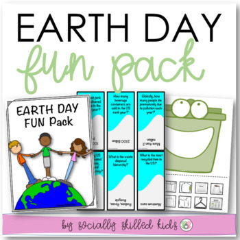 Earth Day Activities Fun Pack { 7 Earth Day Activities For Elementary}