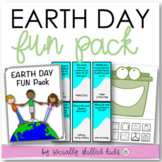 Earth Day Activities Fun Pack { 7 Earth Day Activities For