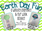 Earth Day Fun {writing craftivity & flip book}
