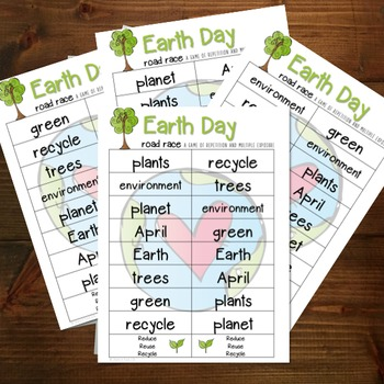 Earth Day Game