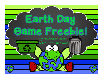 Earth Day Game Freebie!