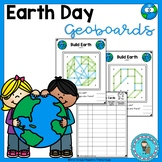 Earth Day Geoboard Task Cards