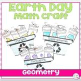 Earth Day Geometry Math Craft