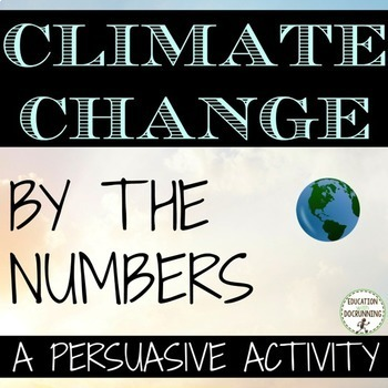 Earth Day Global Warming and Climate Change by the Numbers