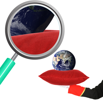 Earth Day - Globe Photos / Photograph Clip Art Set Commercial Use