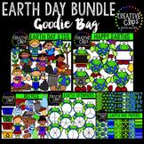 Earth Day Goodie Bag Bundle {Creative Clips Digital Clipart}