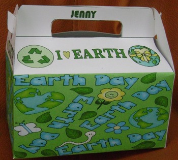 Earth Day Goodie Box {FREEBIE}