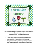 Earth Day- Google Drawing
