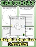 Earth Day Graphic Organizer