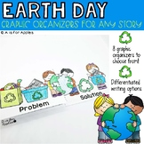 Earth Day Graphic Organizers {For Any Story!}