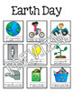 Earth Day Guided Writing Pattern Prompts for Emerging Writers