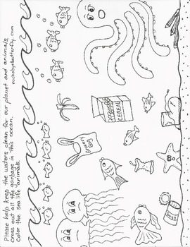 Earth Day Hand-Drawn Printables!