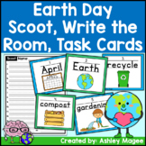 Earth Day Handwriting Scoot and/or Write the Room