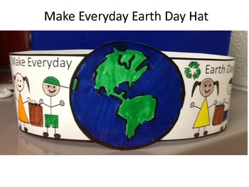 Earth Day Hat/Headband