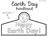 Earth Day Headband Freebie!