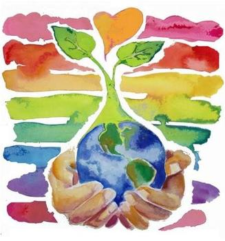 Earth Day, Healthy Earth