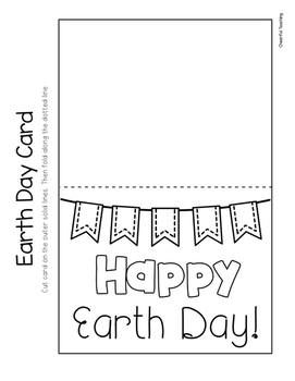 Earth Day Holiday Cards