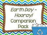 Earth Day – Hooray! Companion Pack