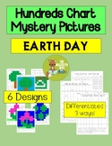Earth Day - Hundreds Chart Mystery Pictures