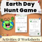 Earth Day Hunt: Celebration Activities that Your Students Will Adore