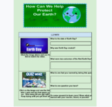 Earth Day HyperDoc