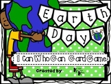 Earth Day I Can...Who Can...
