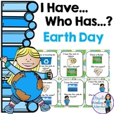 Earth Day I have, Who has Game