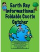 Earth Day Informational Foldable Cootie Catcher