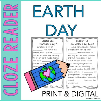 Earth Day Instant Reading Lesson