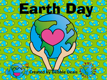 Earth Day Integrated Activities