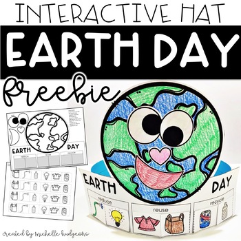 Earth Day FREE Interactive Activity Hat