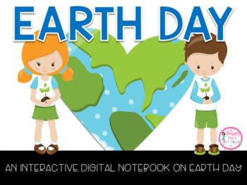 Earth Day Digital Notebook {PRINT & DIGITAL}