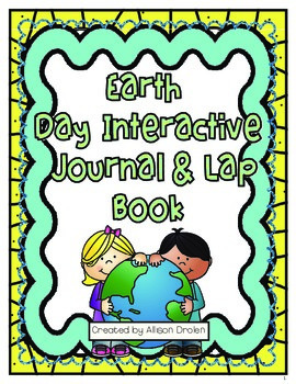Earth Day Interactive Journal/Lap Book