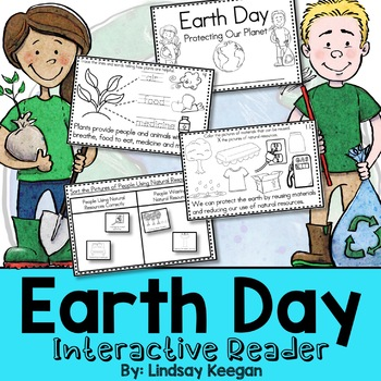 Earth Day Interactive Reader