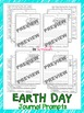 """Earth Day Journal Prompts """"What If Everyone Did That?"""""""