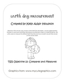 Earth Day Kid Measuring