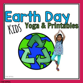earth day kids yogapink oatmeal movement for the