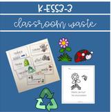 Earth Day Kinder Classroom Environmental Impact Activity