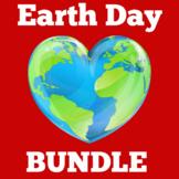 Earth Day | Kindergarten 1st 2nd 3rd Grade | Activities BUNDLE