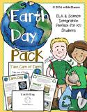 Earth Day Kindergarten First Grade