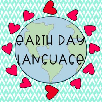 Earth Day Language