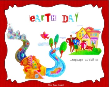 Earth Day Language Activities