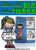 Earth Day Lap-Book in Spanish / Libro del Dia de la Tierra