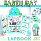 Earth Day Lapbook | Spring | Printable and Digital