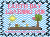 Earth Day Learning Fun