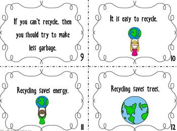Earth Day Learning Packet