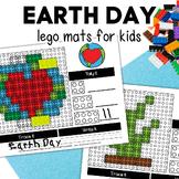 Earth Day Lego Mats