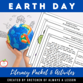 Earth Day Literacy Activities