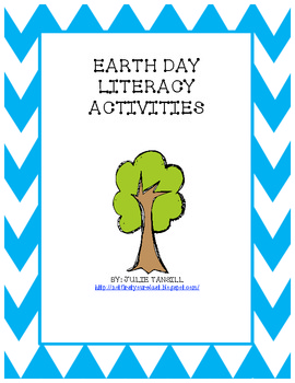 Earth Day Literacy Unit - 1st